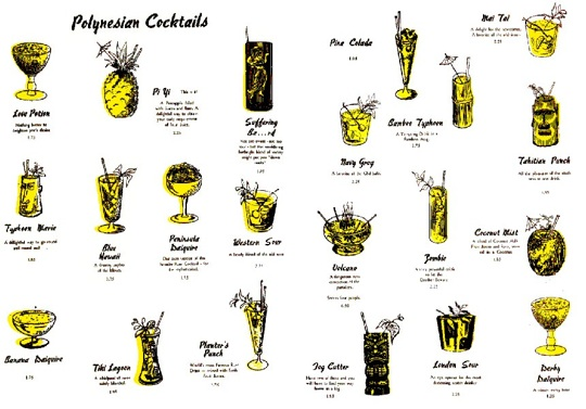 POLINESIAN COCKTAIL
