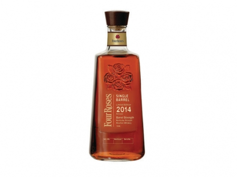 FOUR ROSES LIMITED EDITION SINGLE BARREL 2014