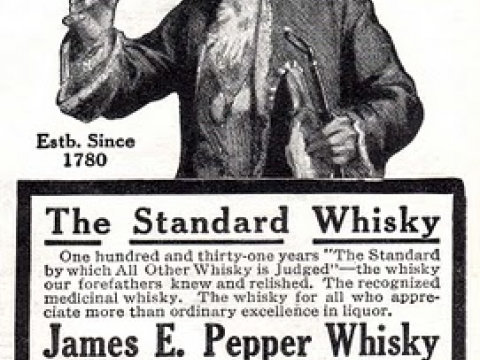 PEPPER WHISKEY