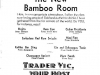 TRADER VIC BAMBOO ROOM