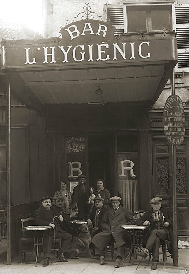 TOULOSE BAR HYGIENIC